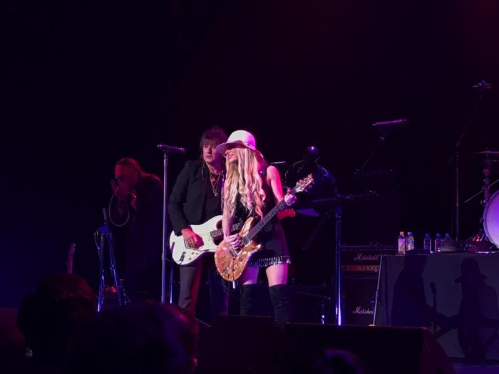 Richie Sambora & Orianthi @osaka 2016
