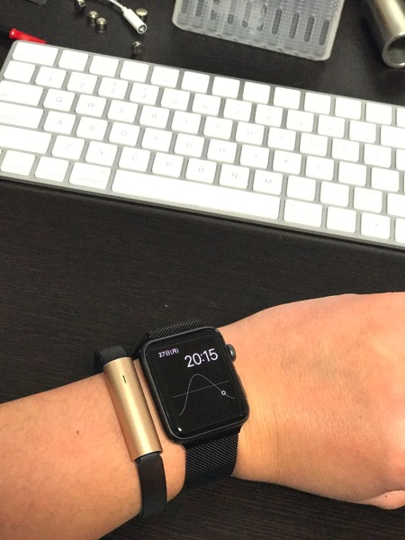 MISFIT RAY 活動量計 Apple Watch